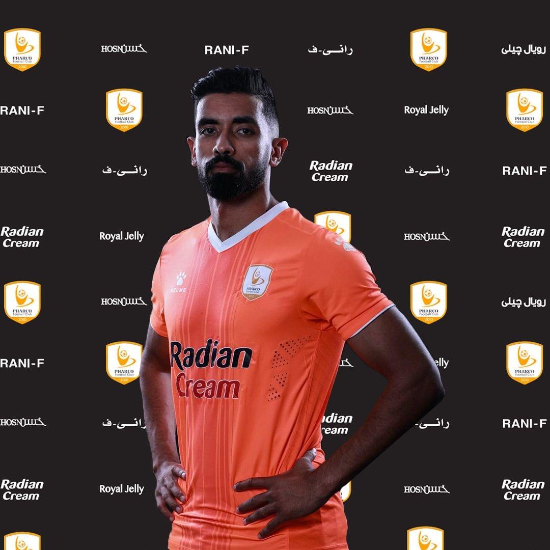 عبدالله بكري لاعب فاركو