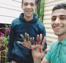 """""""علشان 130 جنيها"""".. أوان مصر يكشف تفاصيل مقتل شاب على يد شخصين بعين شمس"""