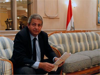 خالد عبدالعزيز - وزير الرياضة السابق