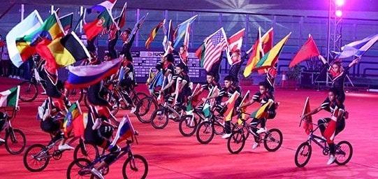 بطولة العالم للدراجات