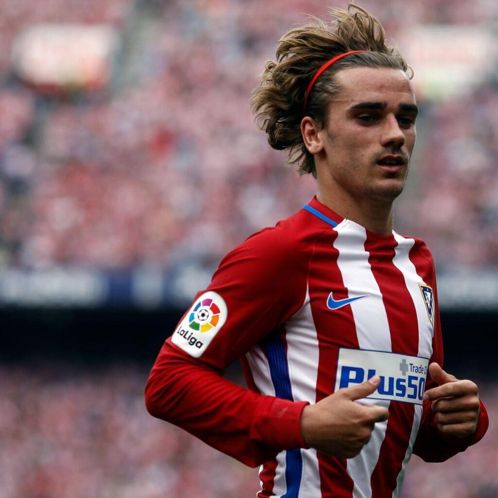 جريزمان يعود مرة أخرى لأتلتيكو مدريد