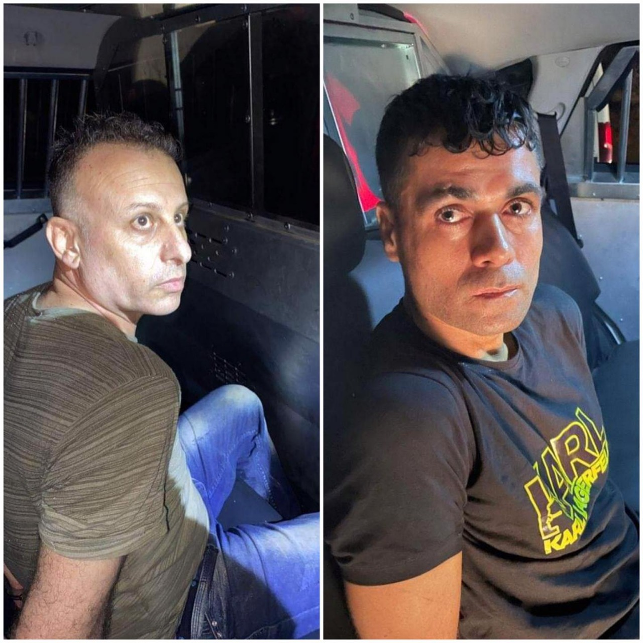 """اعتقال 2 من الأسرى الفلسطينيين الهاربين من """"جلبوع"""""""