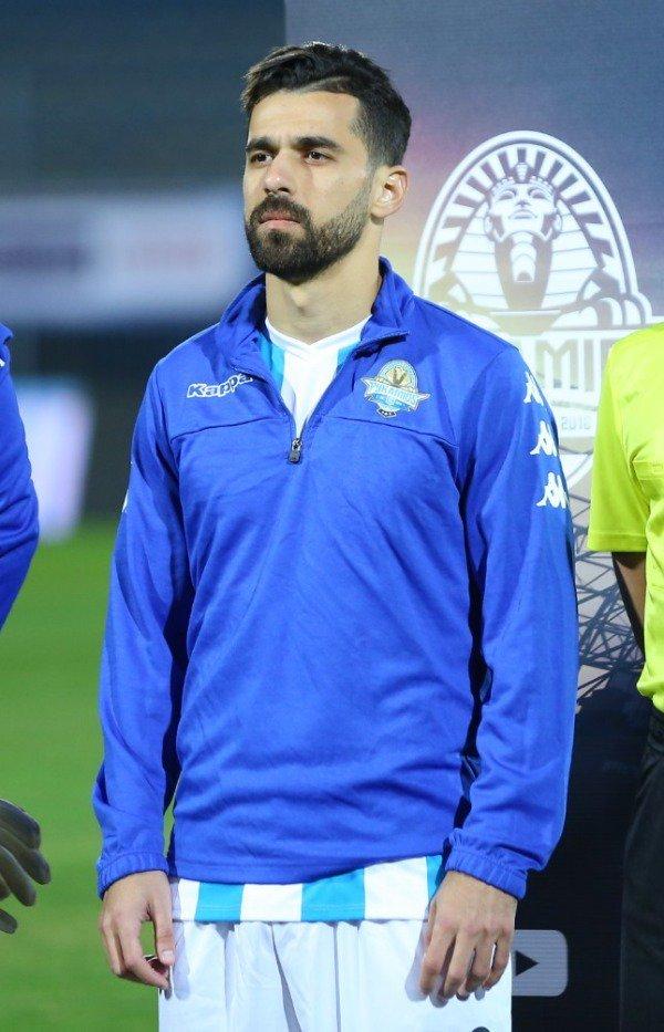 عبدالله السعيد - لاعب بيراميدز