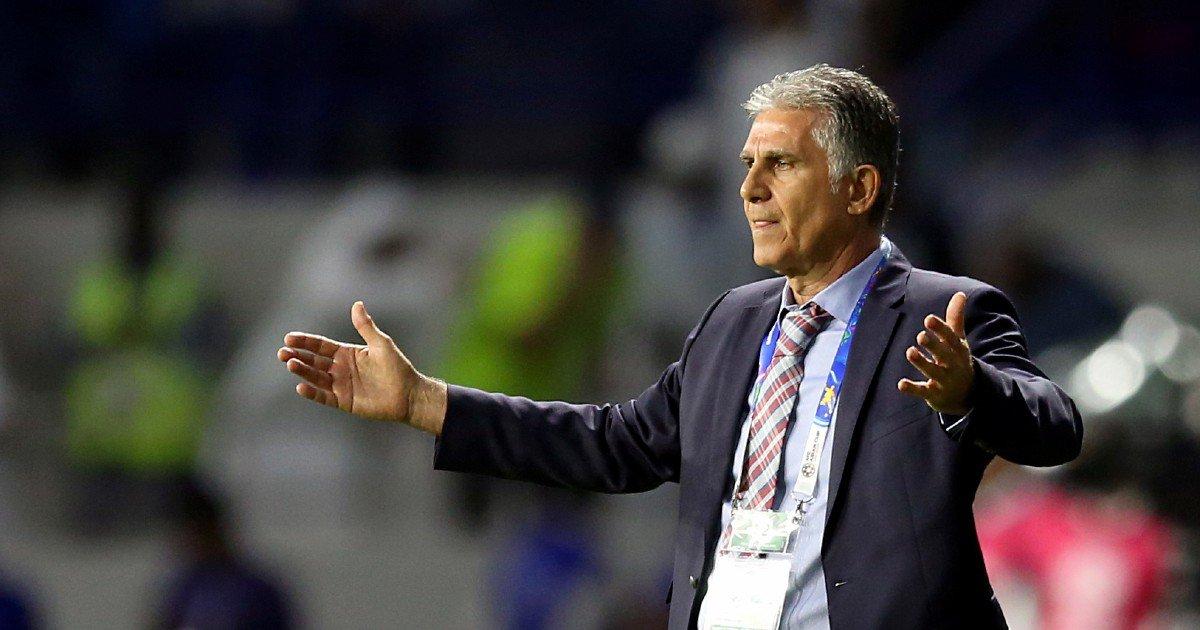 كارلوس كيروش - مدرب المنتخب المصري